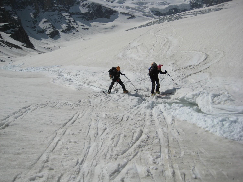 Glacier liquide