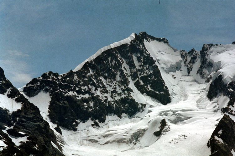 Bernina Westwand