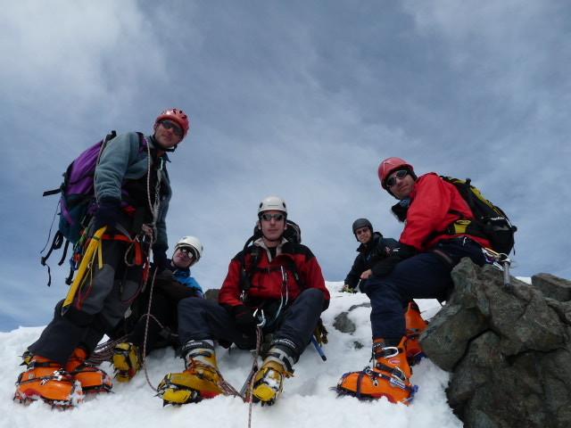 Sommet de la Bernina