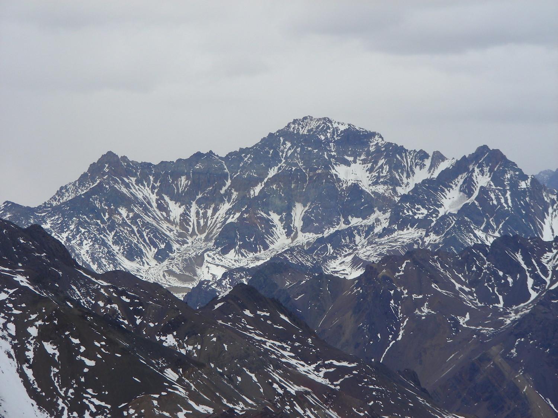 Le massif des Tres Gemelos le 24/05/2009
