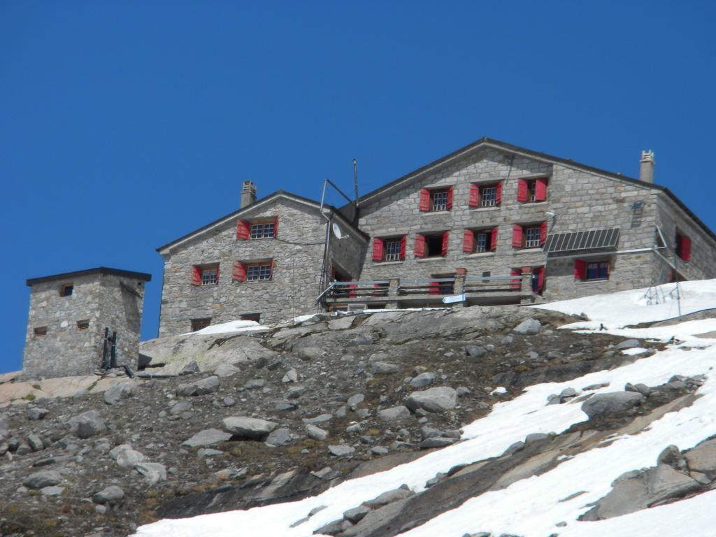 Cabane Monte Rosa