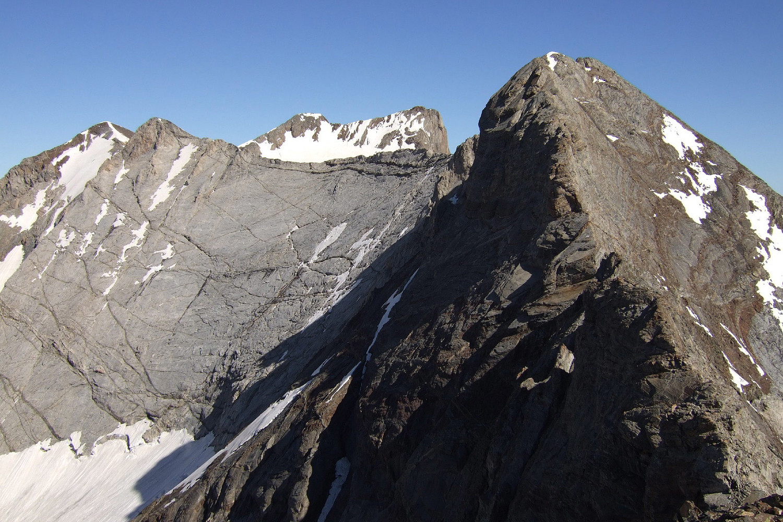 Montferrat. Atzean Vignemale, Clot de la Hount, Pico Central, Cervillona