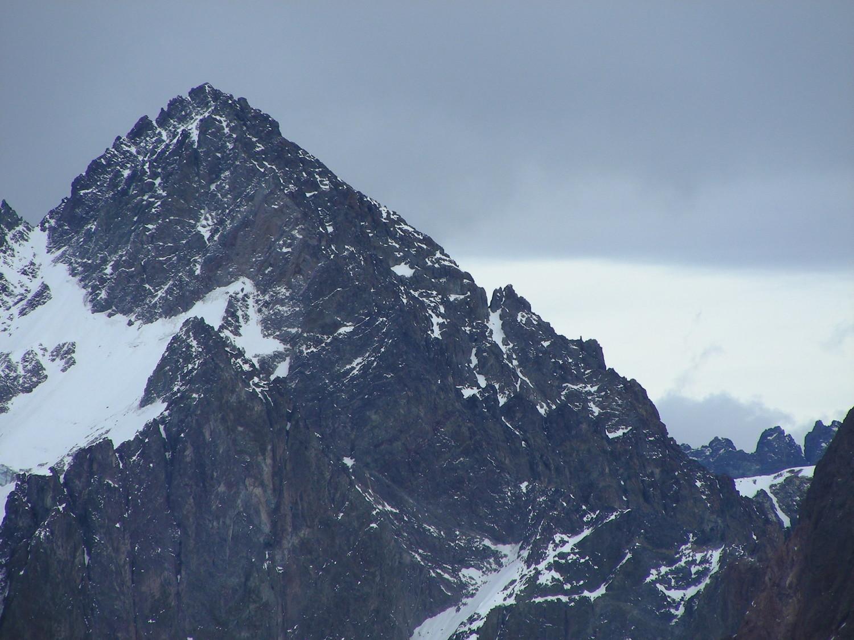 Cerro Caracoles: Vista desde el SE