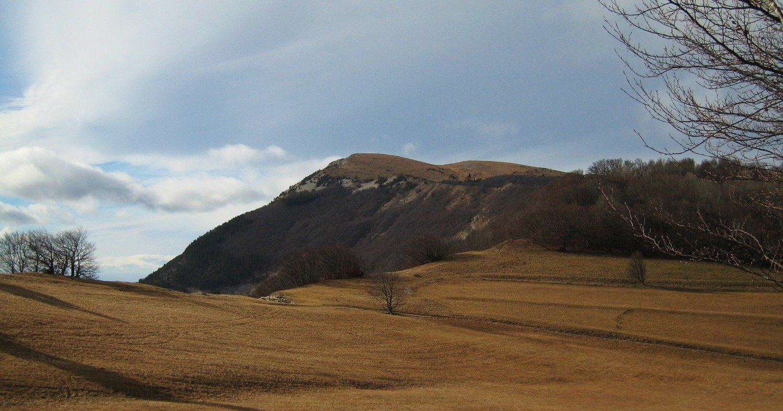 Le But Saint-Genix derrière le Col de Vassieux