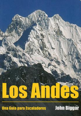 Tapa de la edición española de la guía de John Biggar sobre los Andes