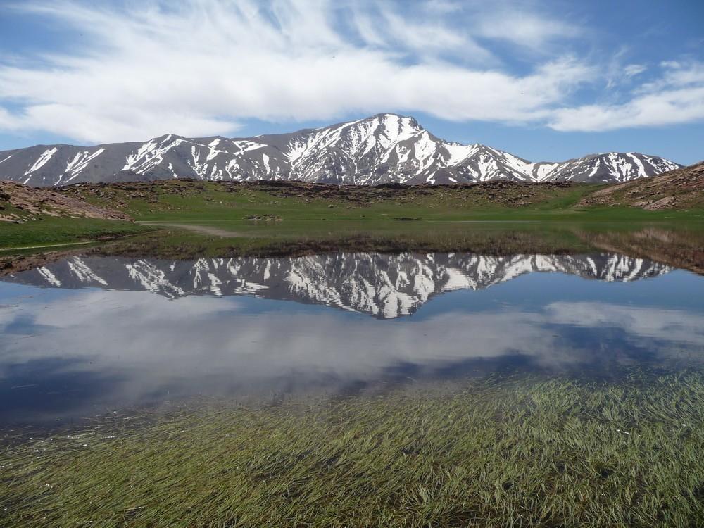 lac d'iferd et le meltsène 3595 m