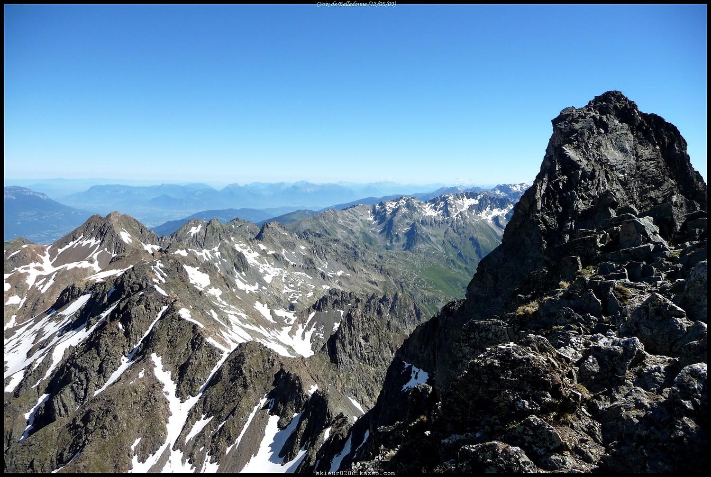 Grand Pic et Belledonne Nord