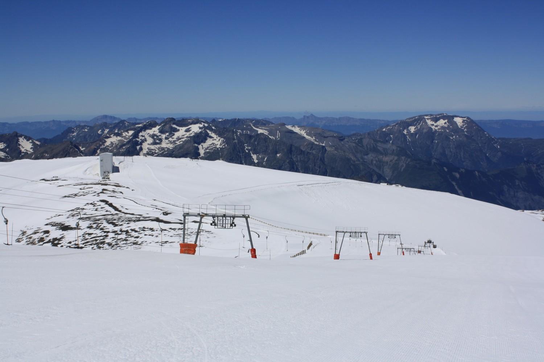 Retour sur le domaine skiable des Deux Alpes...