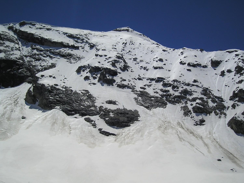 Face nord du mont d'Ambin