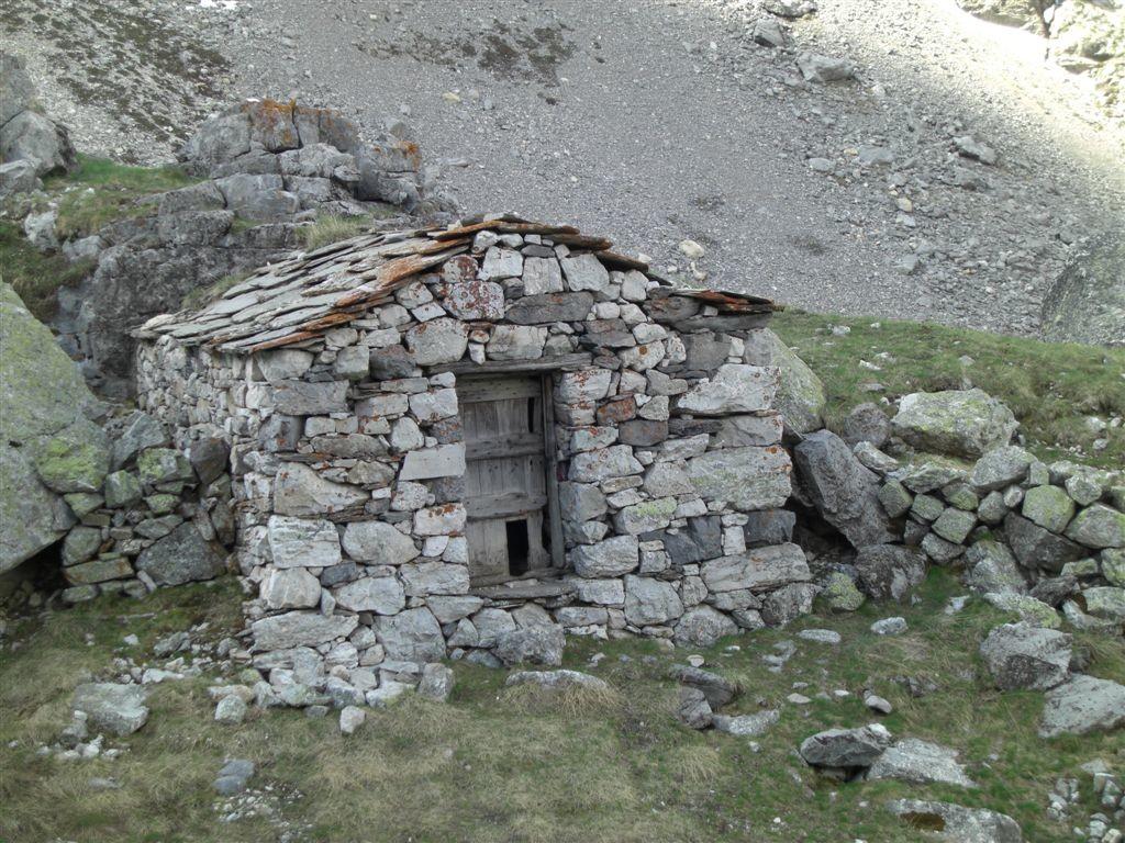 Cabane de Teste