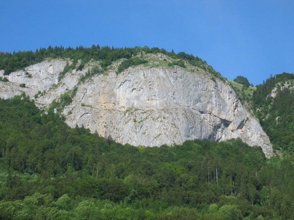 Falaise du Jourdy