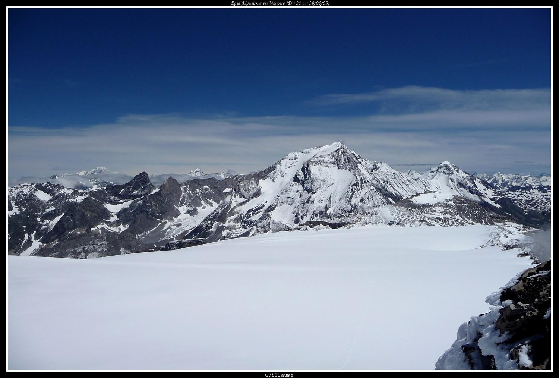 Panorama sur la Grande Casse
