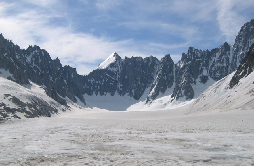 Bassin d'Argentière - Mt. Dolent