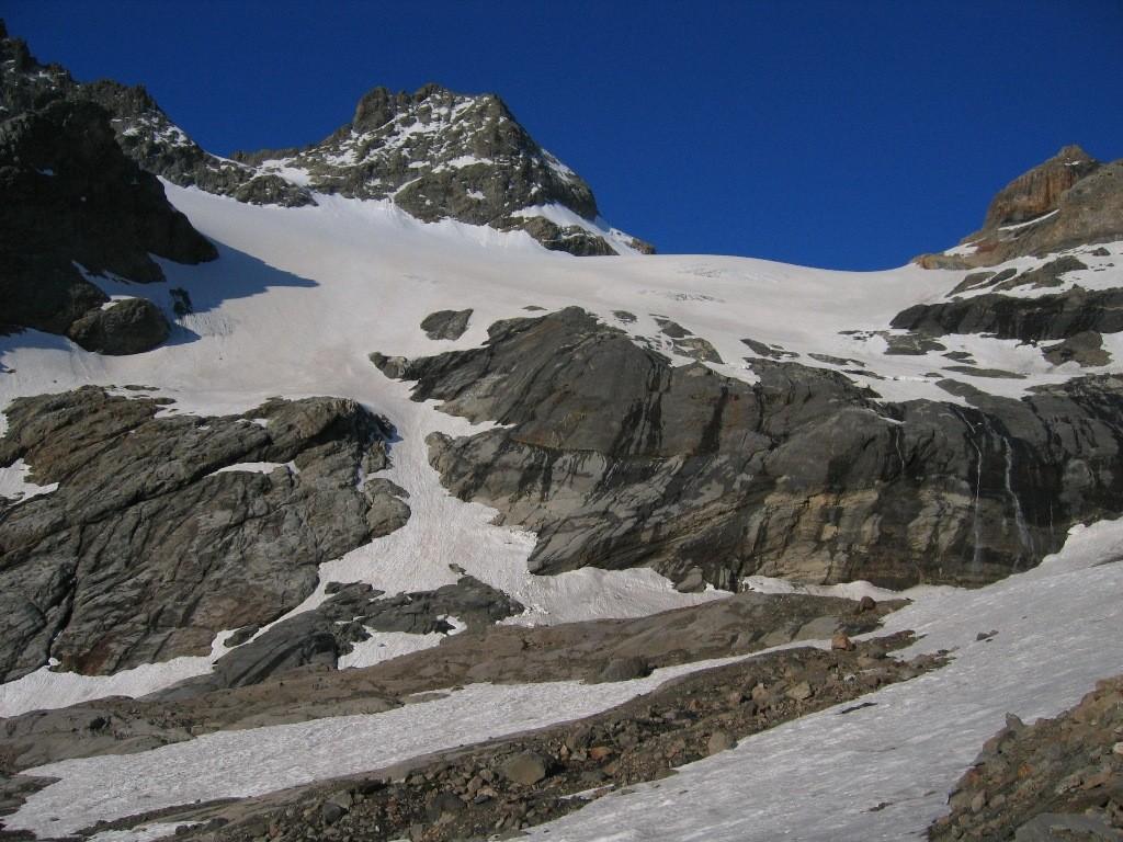 Glacier de Séguret-Foran