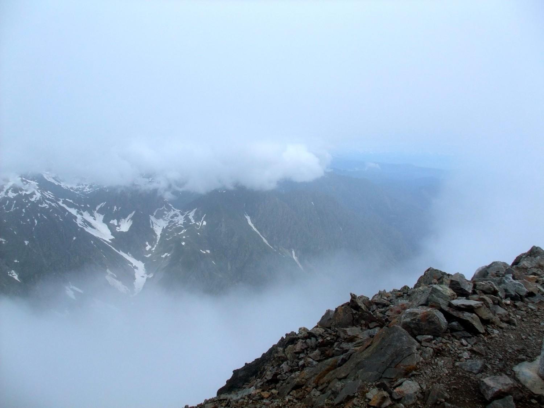 Gélas - le plus beau panoramique du Mercantour enfin presque