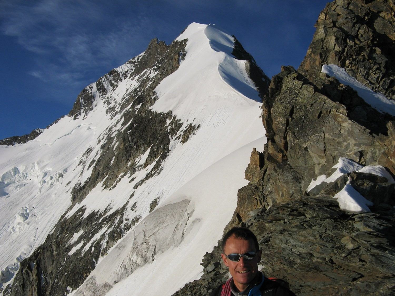 CR Piz Bernina: le Biancograt