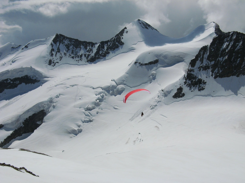 CR Piz Bernina: la descente royale