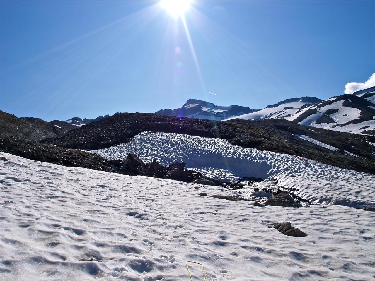 Pointe de Méan-Martin depuis les Roches Blanches