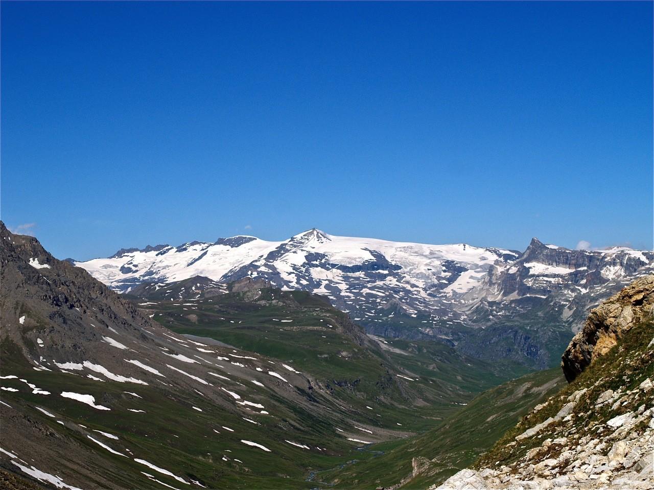 Glaciers de la Vanoise