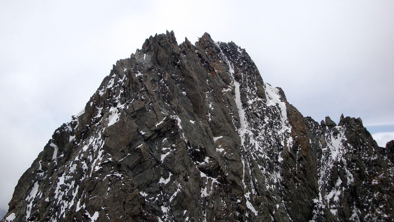 Mont Brouillard vu du col Rey