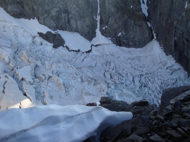Glacier du Frêney