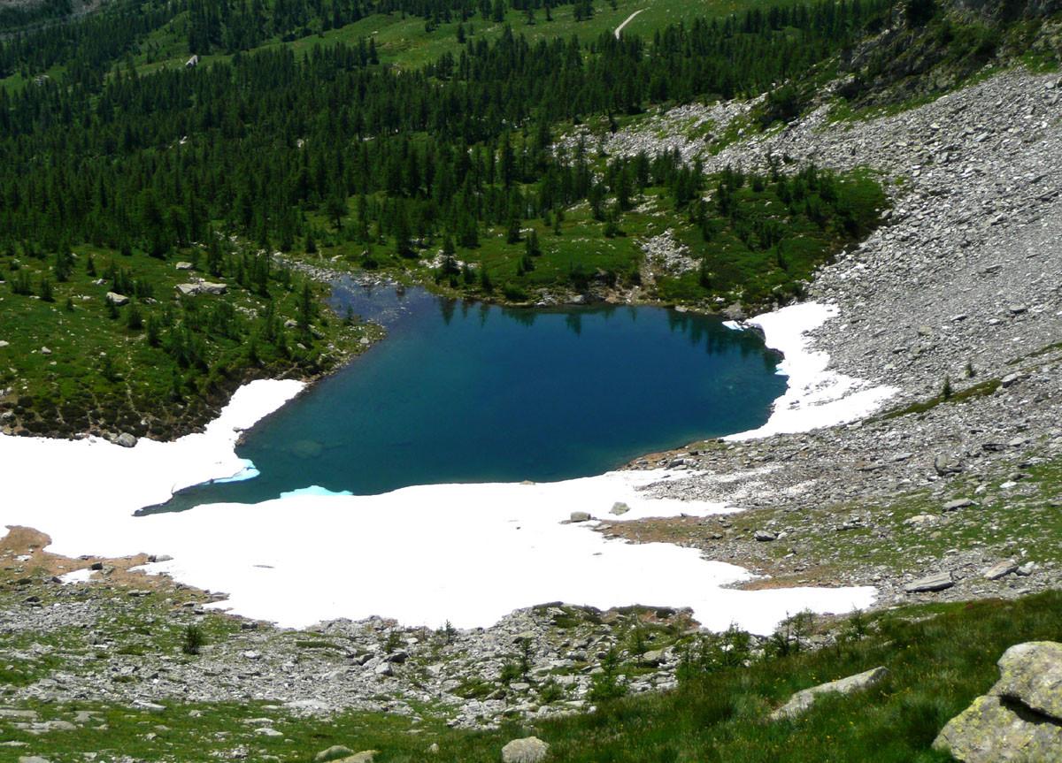 Lago d'Agro, Valle di Bognanco (Ossola)
