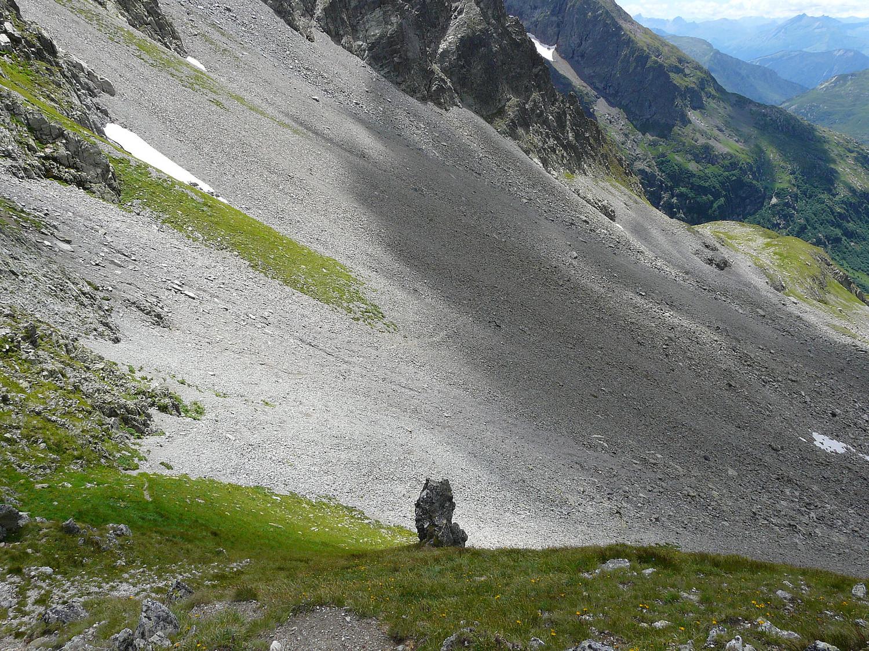 L'Envers du col de Bérard