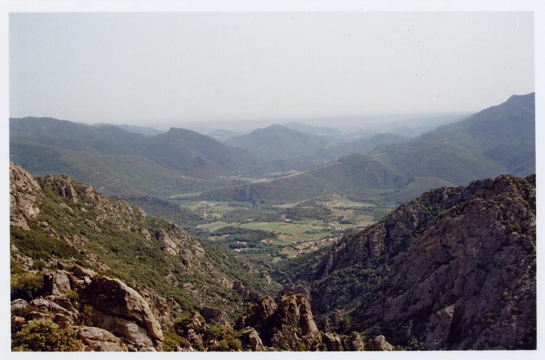 vue sur la plaine