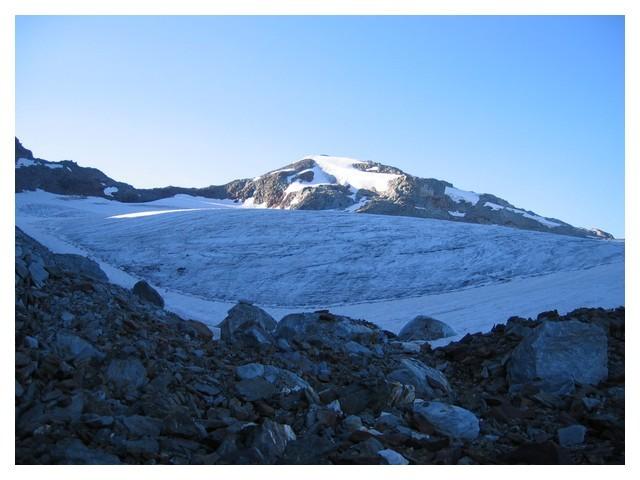 Becca Bianca et glacier des ussullettes
