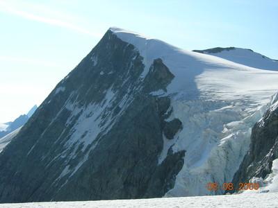 Pigne dklzzwxh:0007Arola de puis le glacier Serpentine