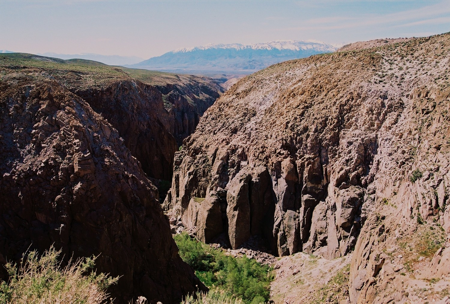 Upper Owens River Gorge, Bishop, CA