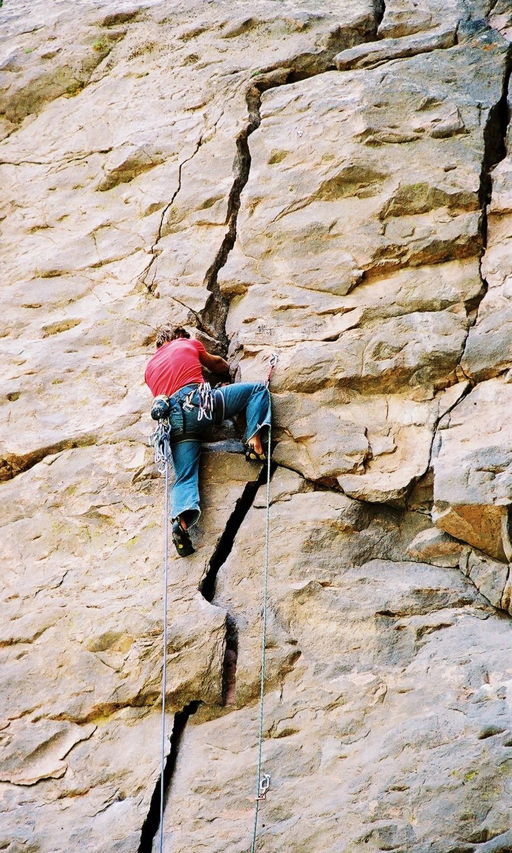 Escalade à Owens River Gorge, Bishop, CA