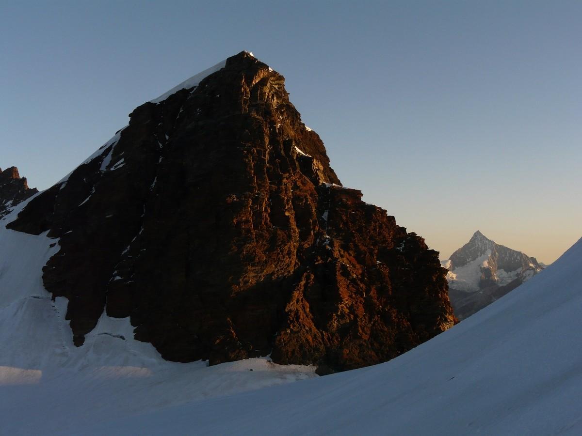Roccia Nera - versant SE
