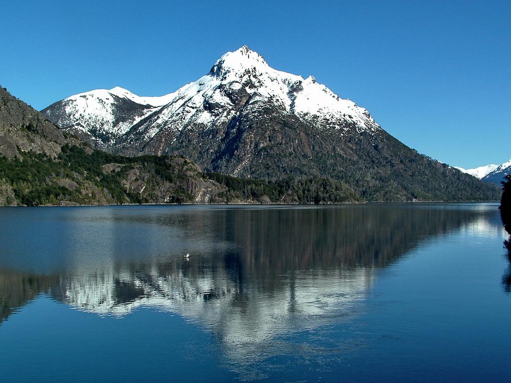 Le Tronador (vers Bariloche, Argentine)