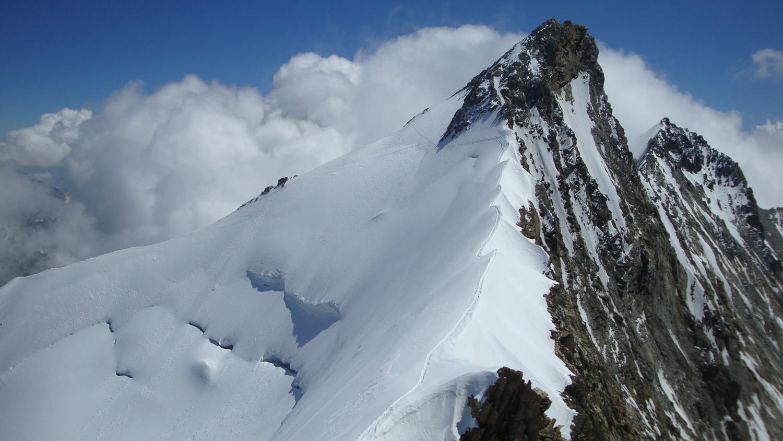 Entre Steck, et Nadelhorn