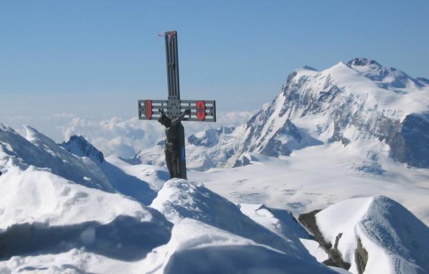 Dôm des Mischabel (4546m)