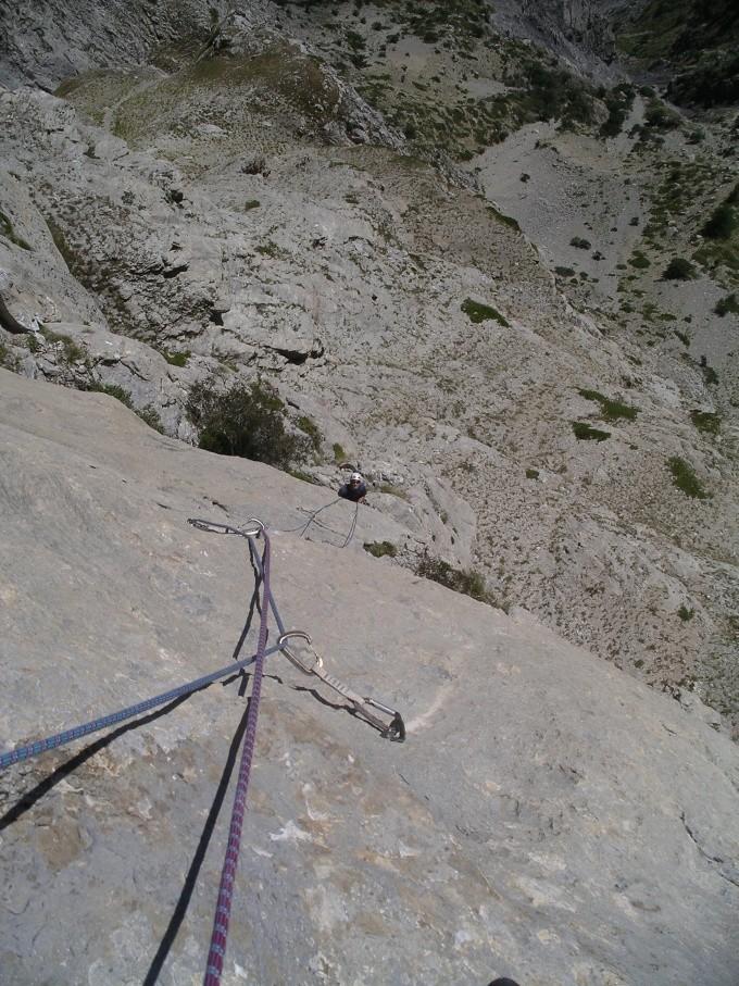 L5: longueur 'dalle' avec un pas un peu plus marque