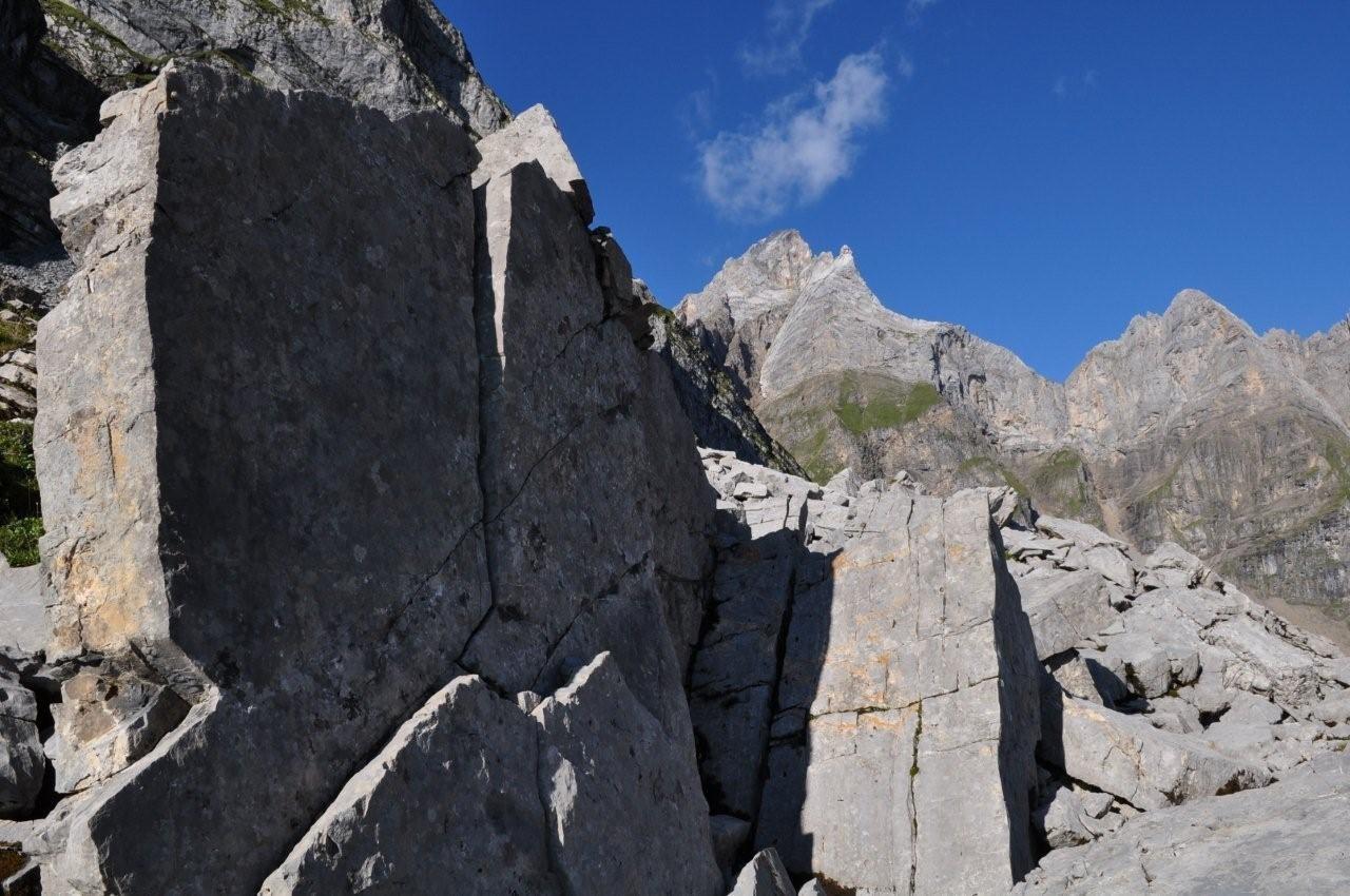 Pointe Percée et Carmélite