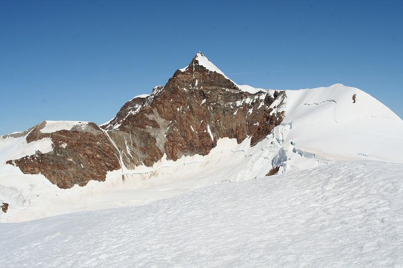 Lyskamm oriental (4527m)