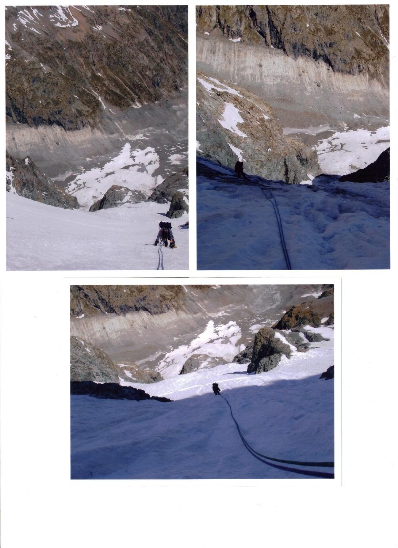 Sous le Col de Roche Faurio