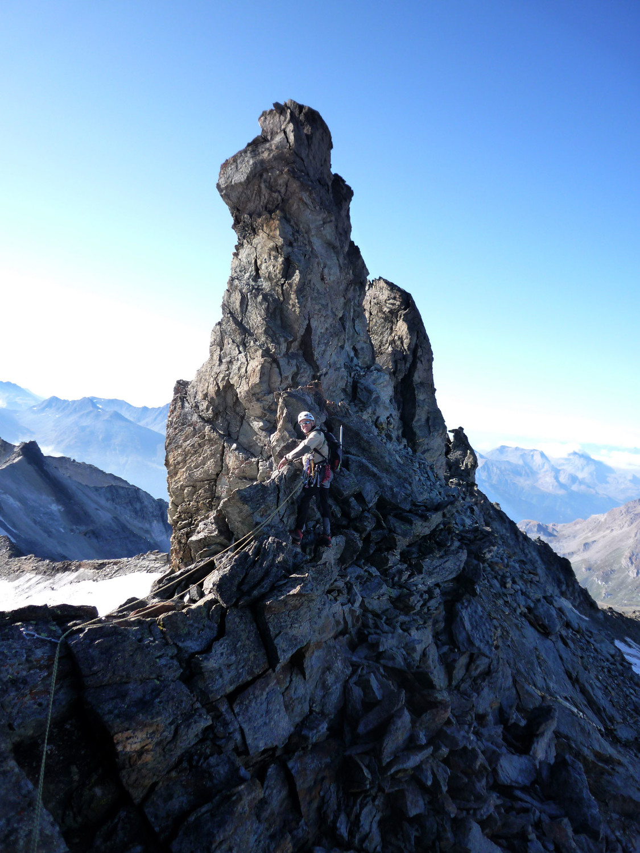 Oh le beau rocher de la Tarentaise