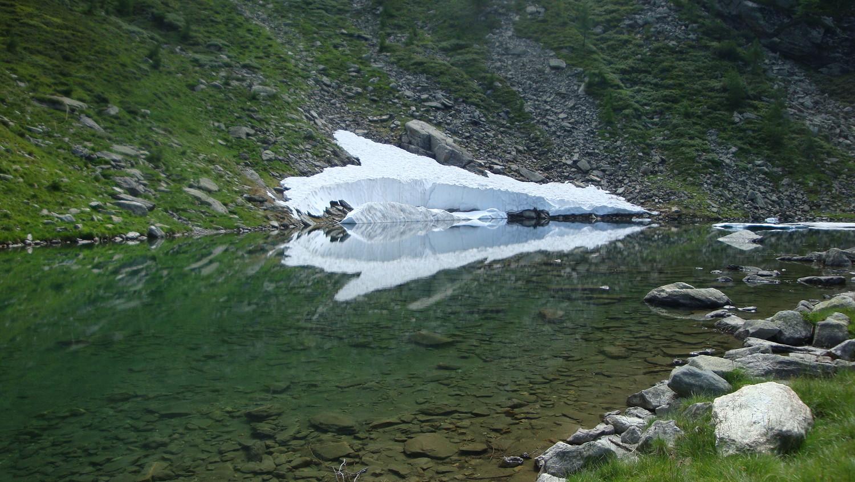 Lac Alpa Gelu