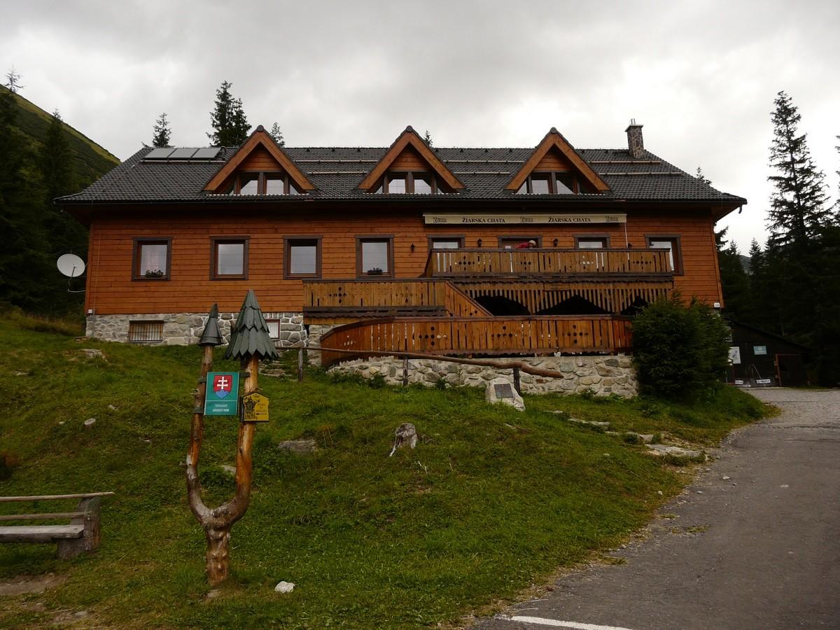 Refuge Žiarska