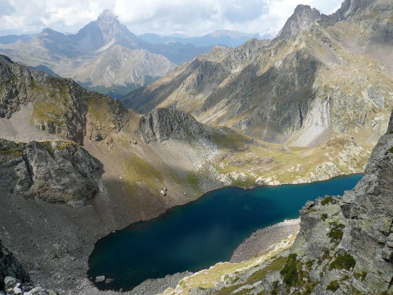 Lac d'Arrious et l'Ossau