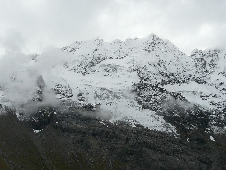 Le glacier de Money (Grand Paradis)