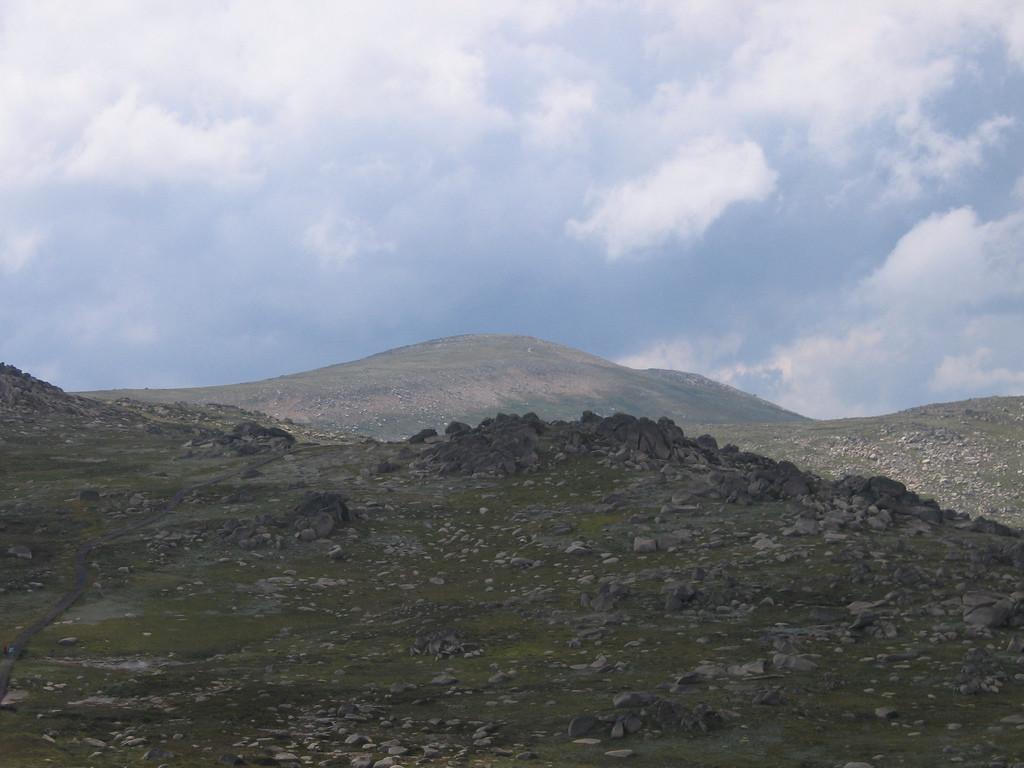Le Mont Kosciuszko