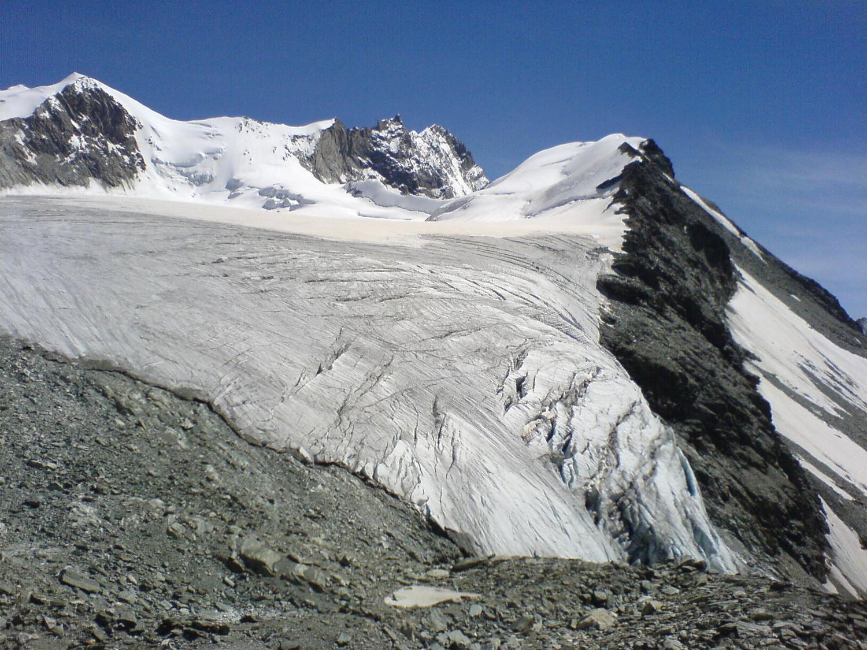 sortie du glacier tracuit