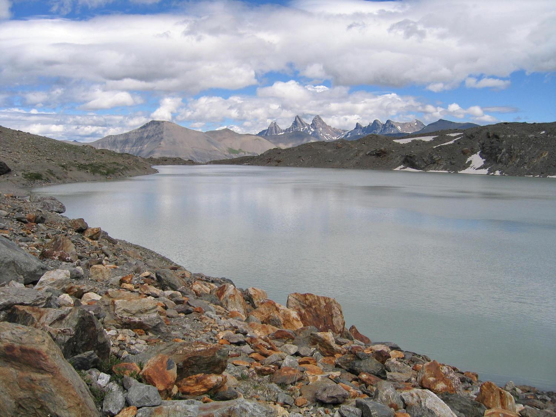 les arves, du lac des quirlies