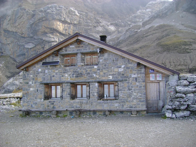 La cabane de Pierredar