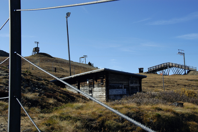 Les horreurs du ski... : Thyon